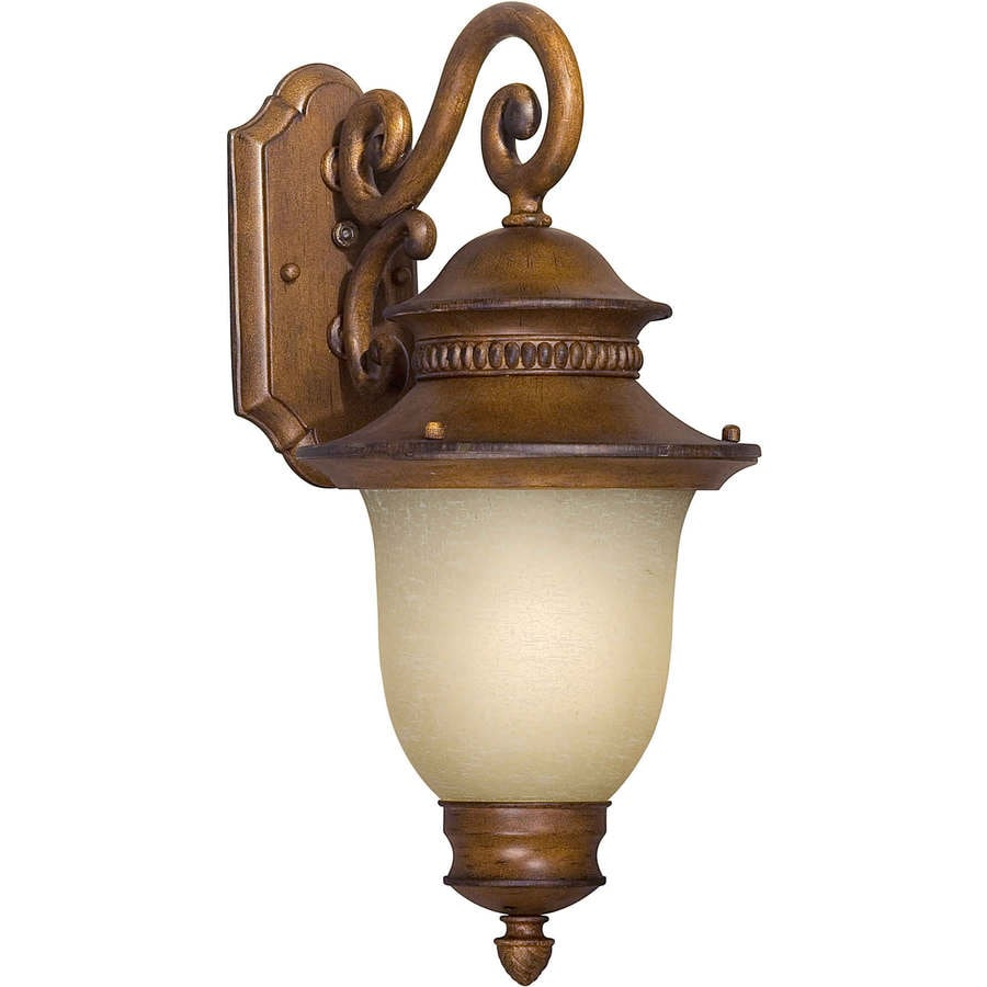 Rustic Wall Sconces Lowes : Shop 20-in H Rustic Sienna Outdoor Wall Light at Lowes.com