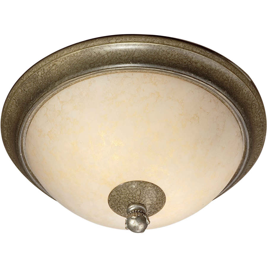 13.5-in W Mojave Ceiling Flush Mount Light
