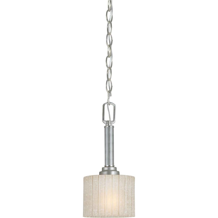 Shandy 6-in Brushed Nickel Mini N/A Pendant