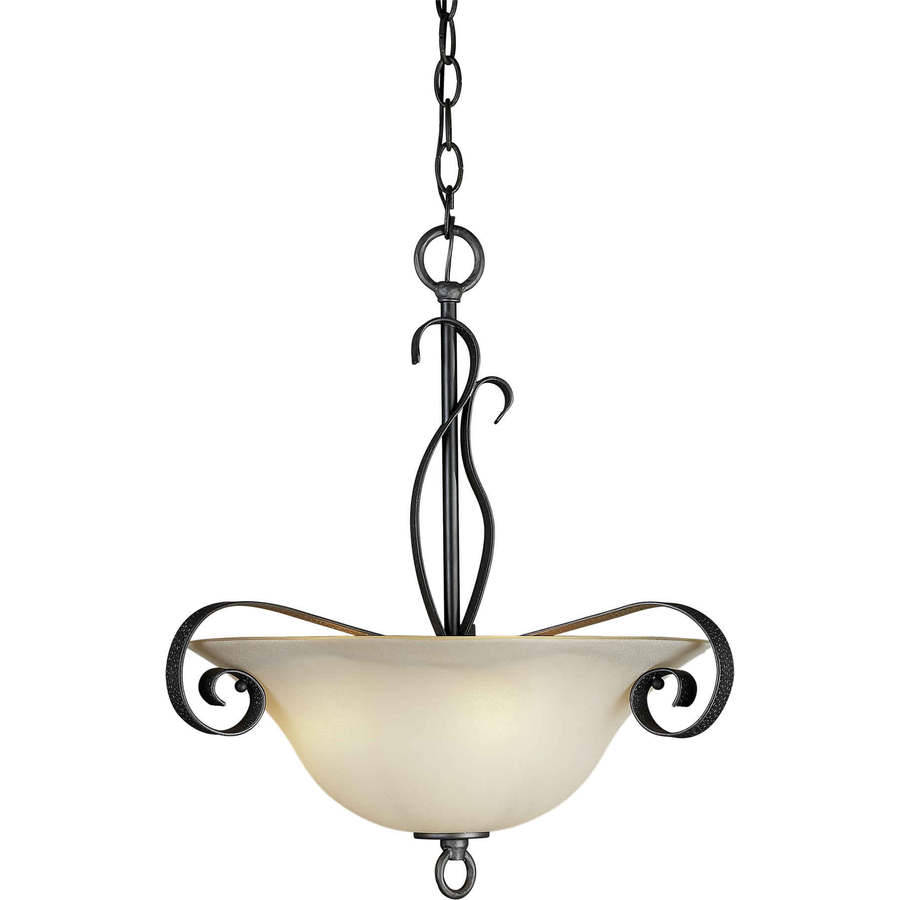 Shandy 16.5-in Natural Iron Single N/A Pendant