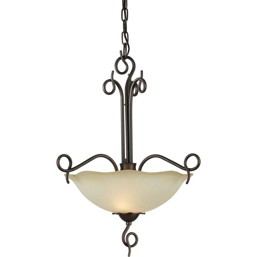 Shandy 16-in Antique Bronze Single N/A Pendant