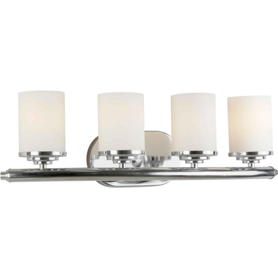 Shandy 4-Light Chrome Vanity Light