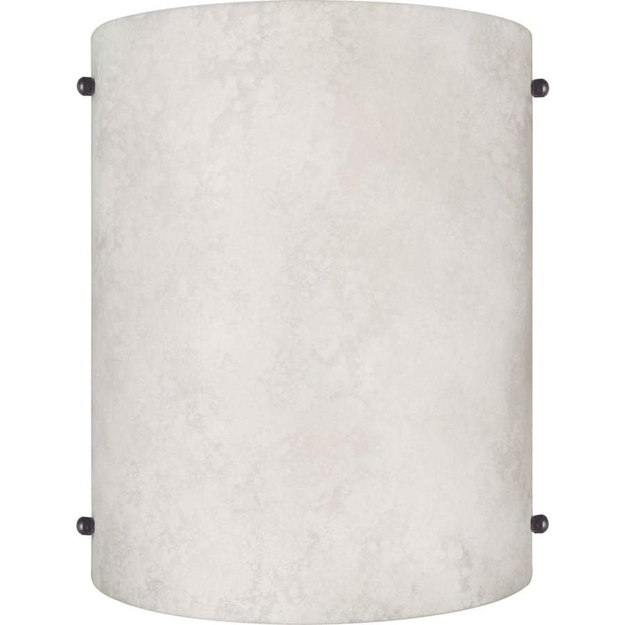 Shandy 7.75-in W 1-Light Bordeaux Pocket Wall Sconce