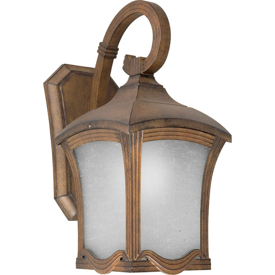 20-in H Rustic Sienna Outdoor Wall Light