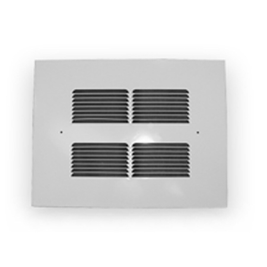 King White Steel Louvered Sidewall/Ceiling Grille (Rough Opening: 13-in x 17-in; Actual: 13-in x 17-in)