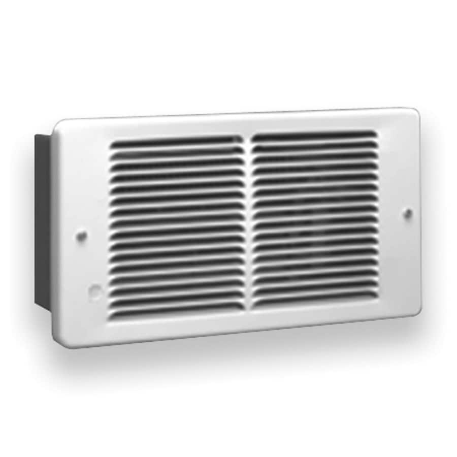 King White Steel Louvered Sidewall/Ceiling Grille (Rough Opening: 7.5-in x 13.5-in; Actual: 7.5-in x 13.5-in)