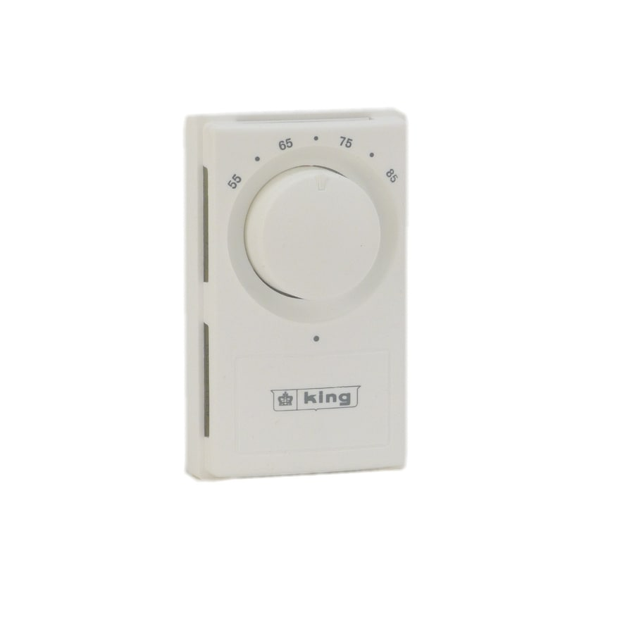 King Mechanical Non-Programmable Thermostat