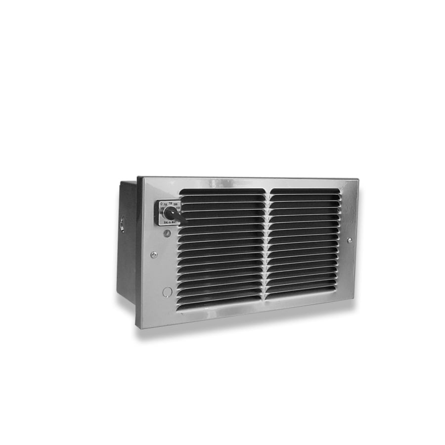 King 5,121-BTU Heater Fan Electric Space Heater with Thermostat