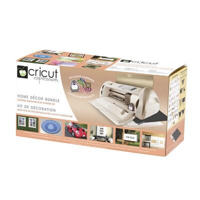 Cricut Expression Home Décor Bundle at Lowes com