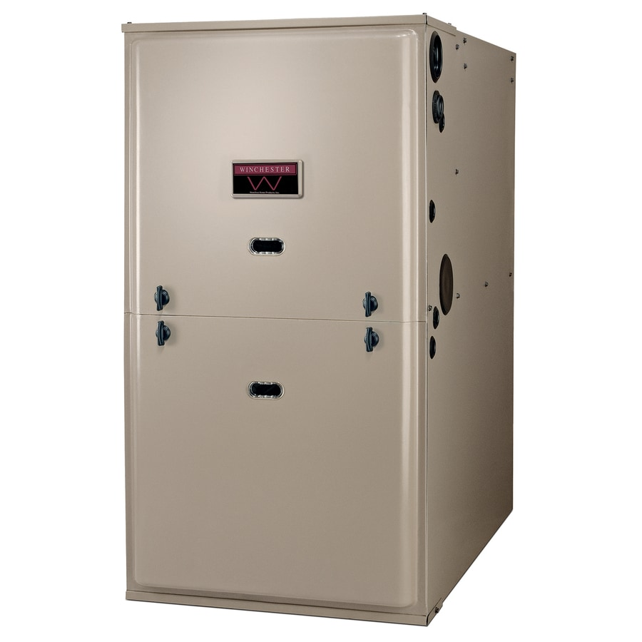 Winchester 120,000-Max BTU Input Natural Gas 95 Percent Multi-Position 1 Stage Forced Air Furnace