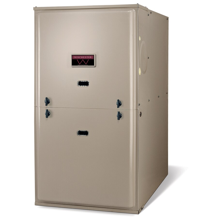 Winchester 100,000-Max BTU Input Natural Gas 80 Percent Multi-Position 1 Stage Forced Air Furnace