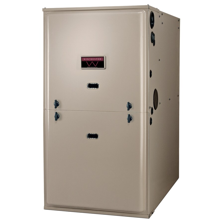 Winchester 120,000-Max BTU Input Natural Gas 96 Percent Multi-Position Variable Speed 2 Stage Forced Air Furnace