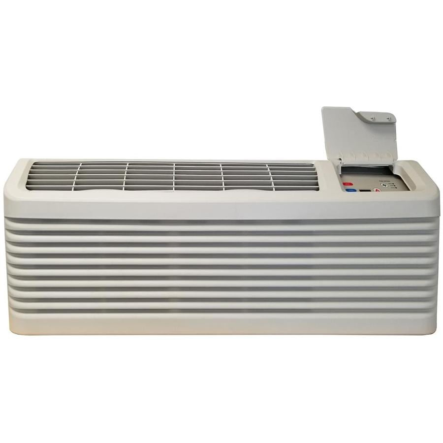 Electric Heat And Air Wall Units : Shop amana btu sq ft volt air conditioner
