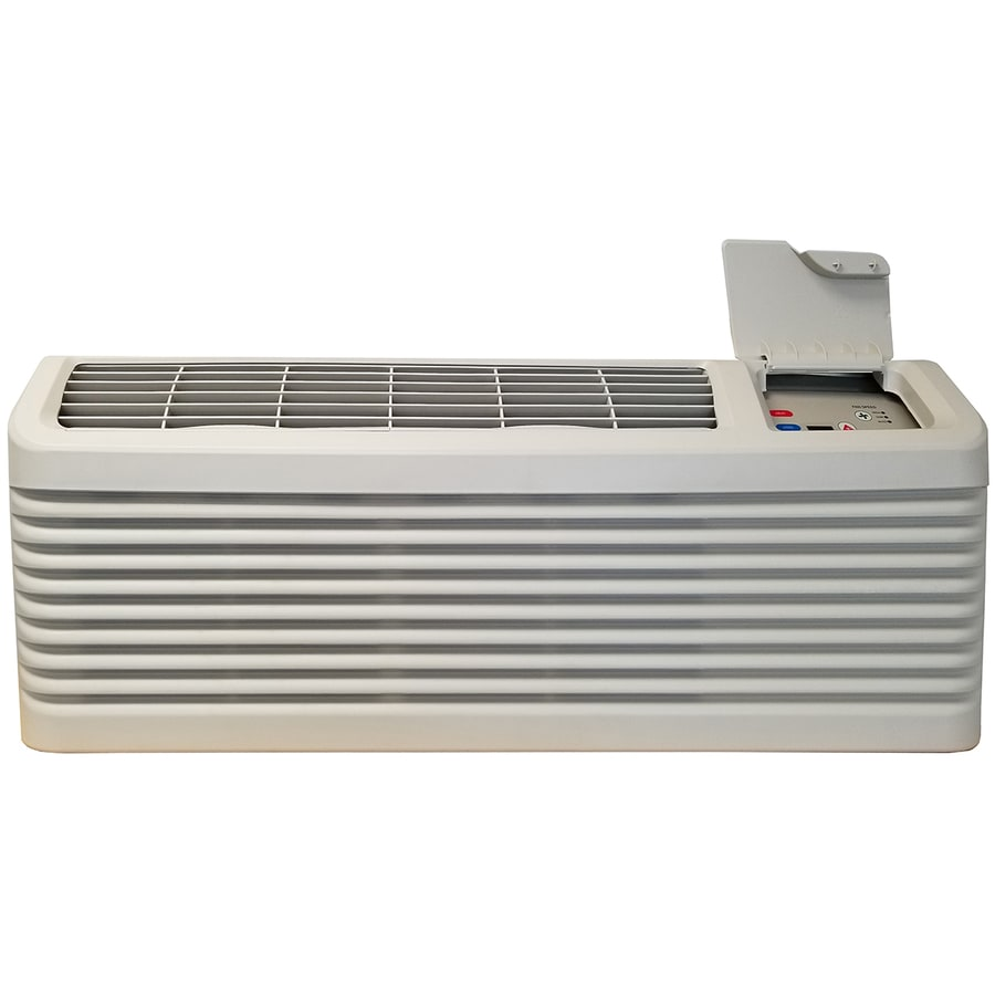 Amana 11,700-BTU 550-sq ft 230-Volt Wall Air Conditioner with Heater