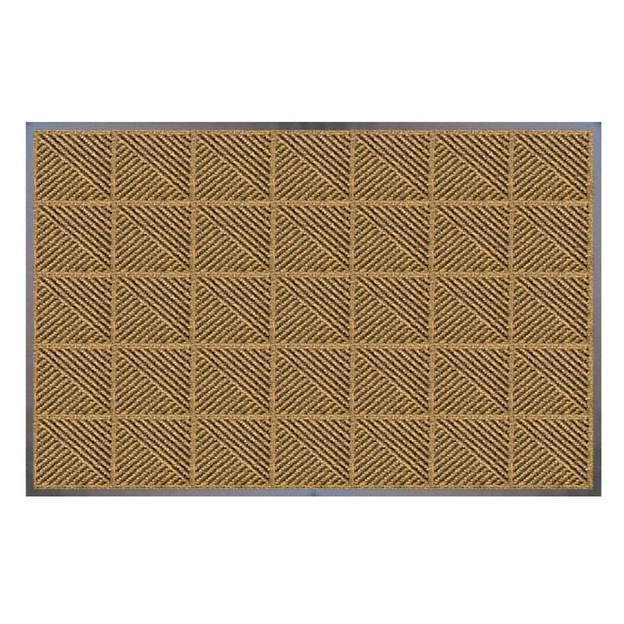 Shaw Living Rectangular Door Mat (Actual: 26-in x 47-in)