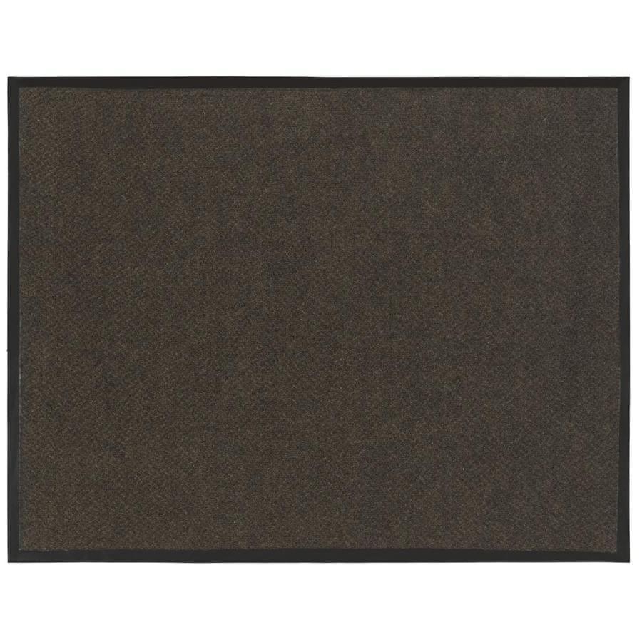 Blue Hawk Rectangular Door Mat (Common: 36-in x 48-in; Actual: 18-in x 30-in)