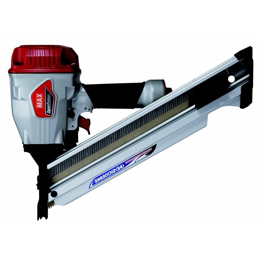 MAX Clip Head Framing Pneumatic Nailer