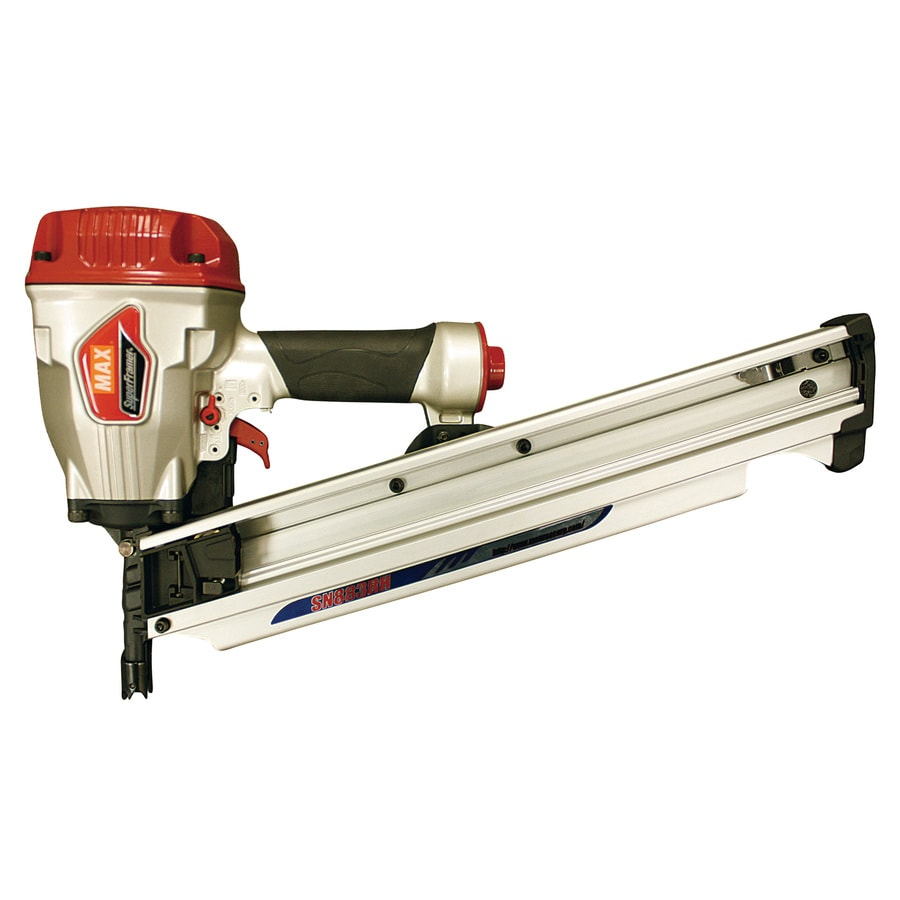 max roundhead framing pneumatic nailer