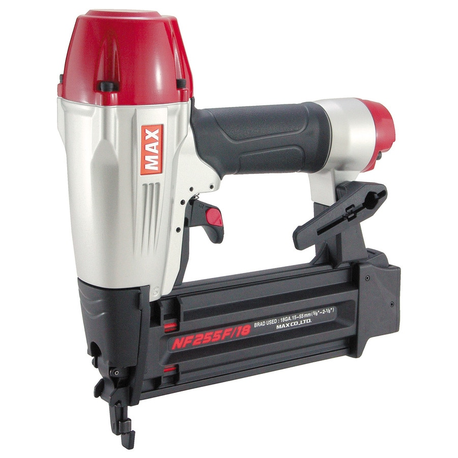 MAX 18-gauge Brad Nailer With Case