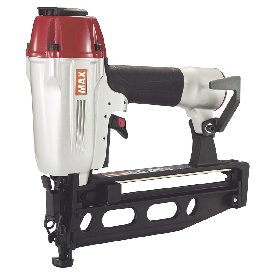 MAX 16-gauge Straight Finish Nailer With Case