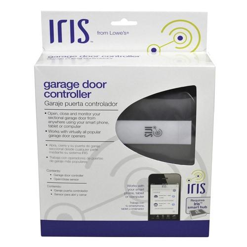 Iris Universal Garage Door Internet Gateway At Lowes.com