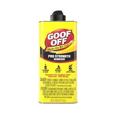 Goof Off Pro Strength Remover at Lowes com