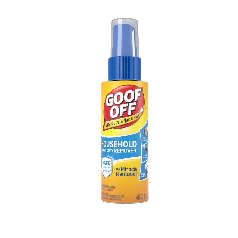 Goof Off 4 Oz Heavy Duty Remover