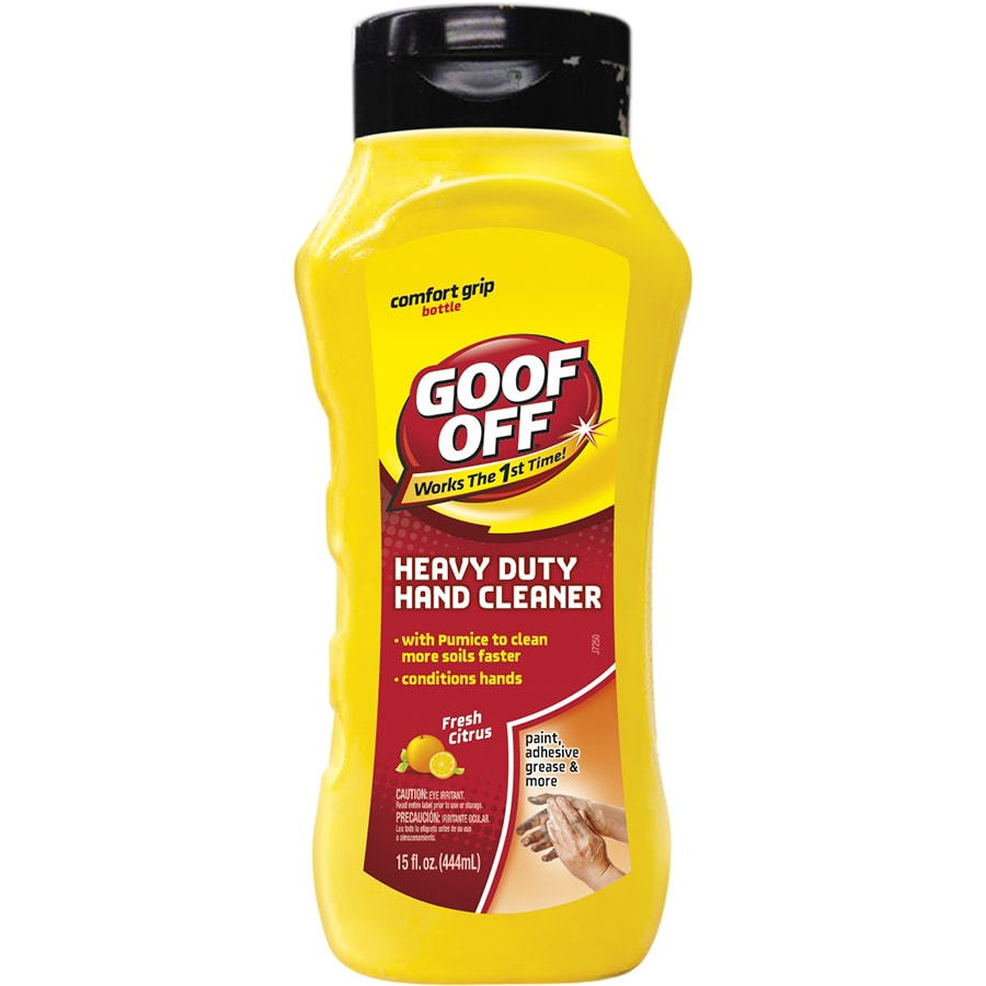 Goof Off Hand Cleaner 15-oz