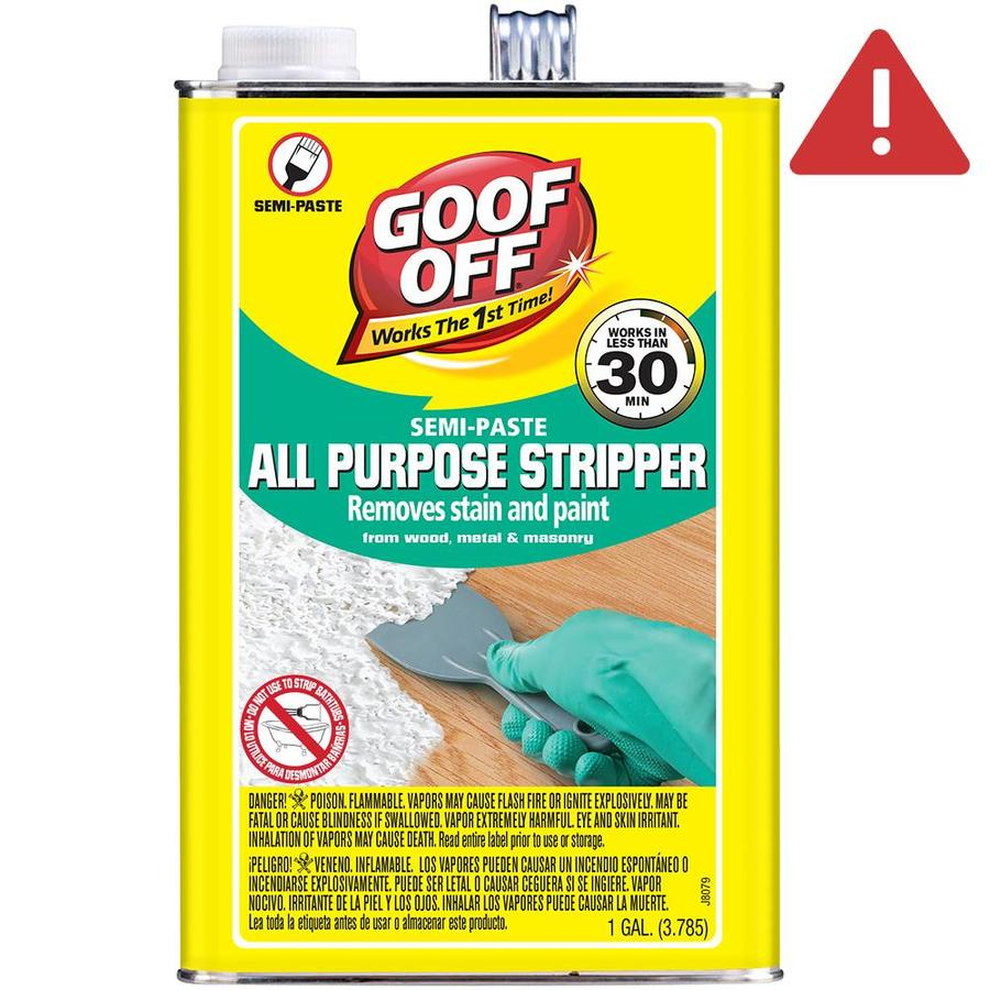 Goof Off 128-fl oz Semi-paste Multi-surface Paint Remover