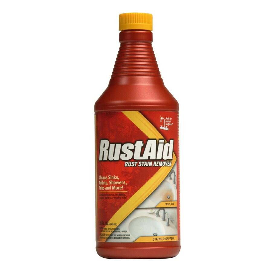 RustAid 32 oz Rust Remover