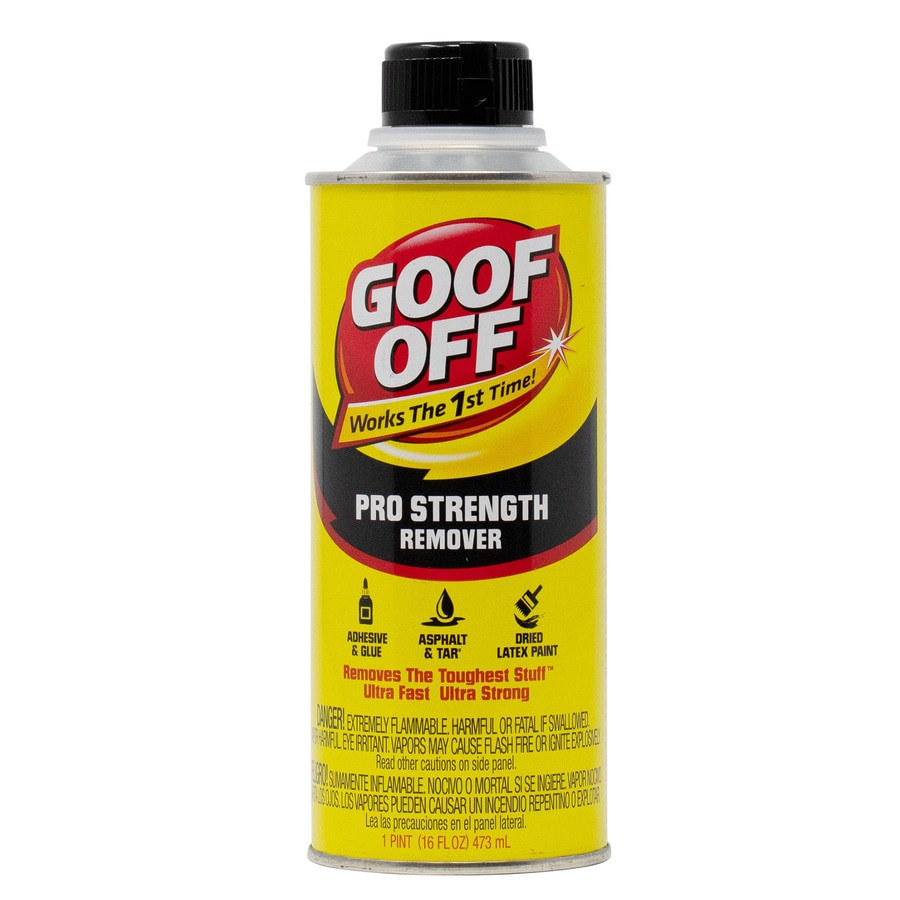 Goof Off Pro Strength Remover 16-oz