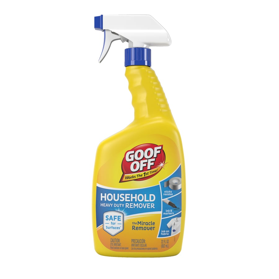 Goof Off Heavy Duty Trigger Spray 22Oz