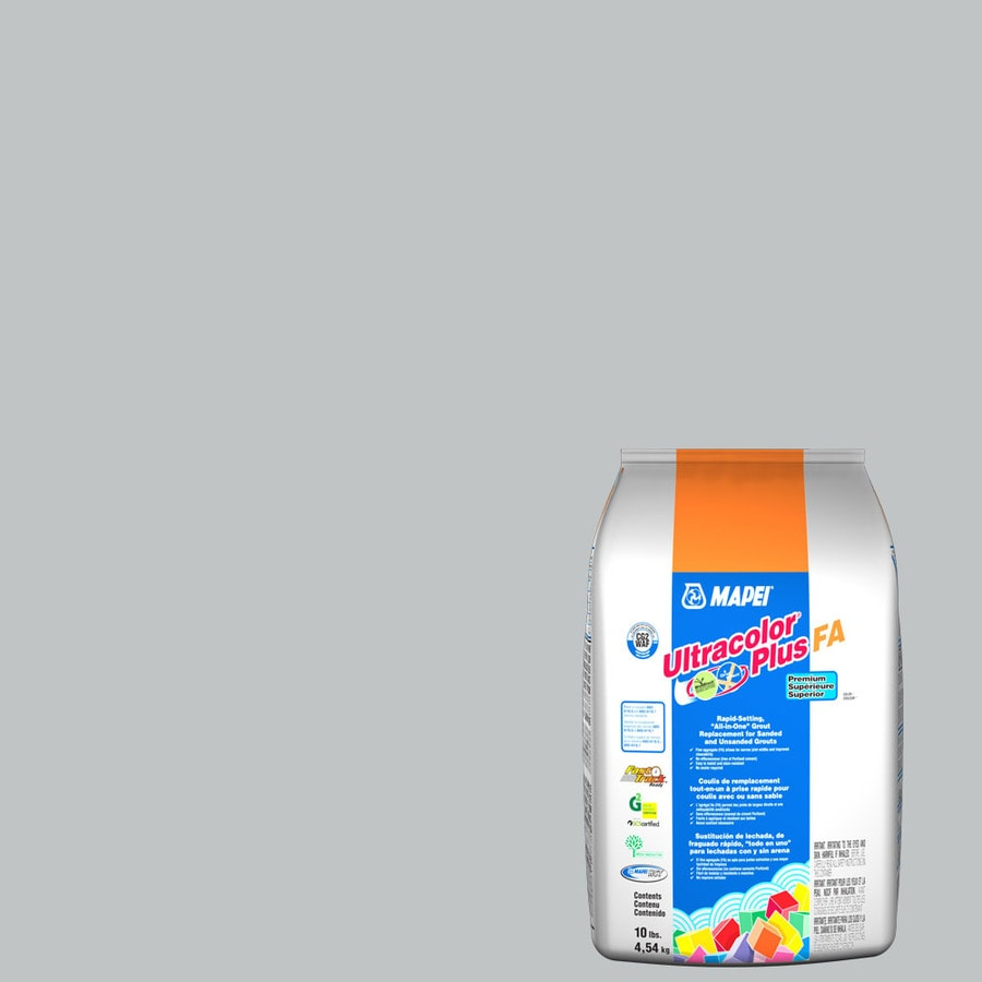 MAPEI Ultracolor Plus FA 10-lb Rain Sanded/Unsanded Powder Grout