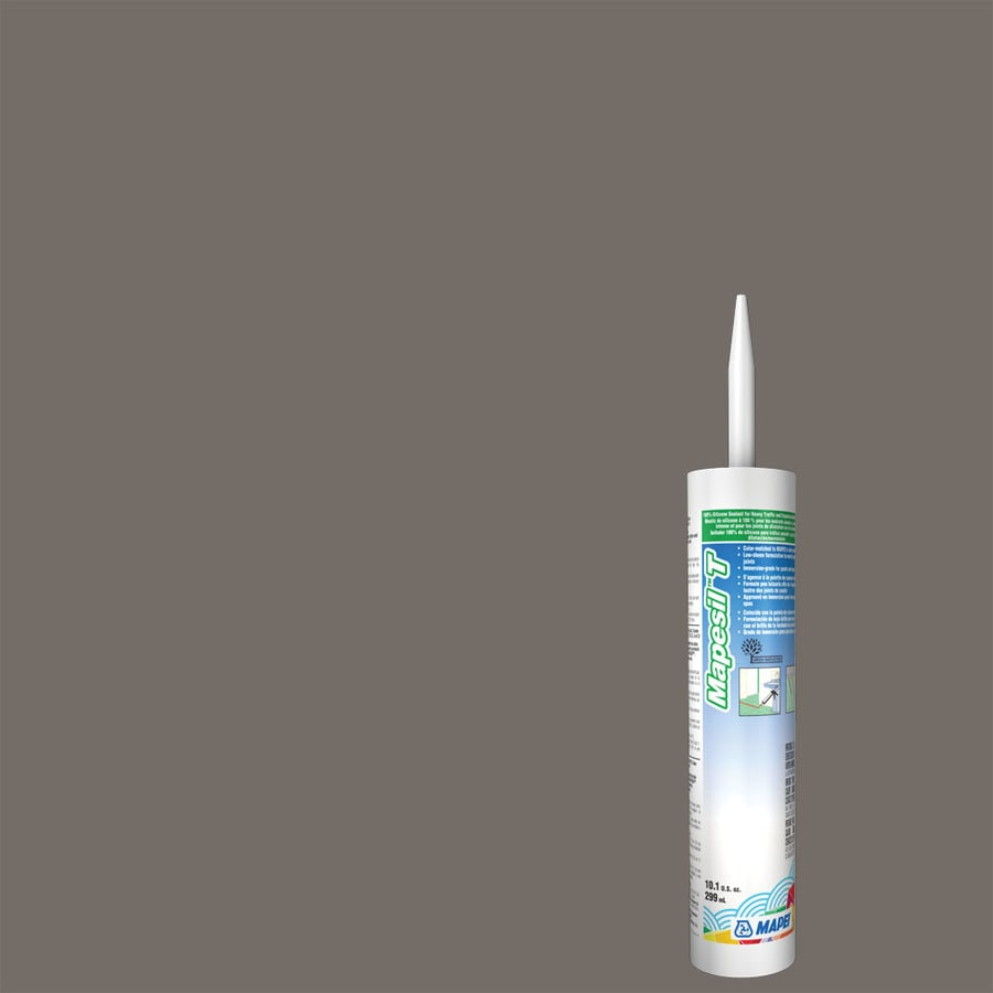 MAPEI Mapesil T 10.1-oz Gray Caulk