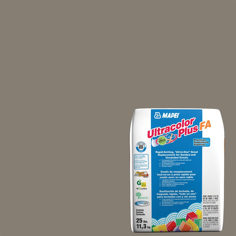 MAPEI Ultracolor Plus FA 25-lb Sahara Beige Sanded/Unsanded Powder Grout