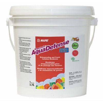 Mapelastic Aquadefense 1 Gallon Indoor Outdoor Membrane