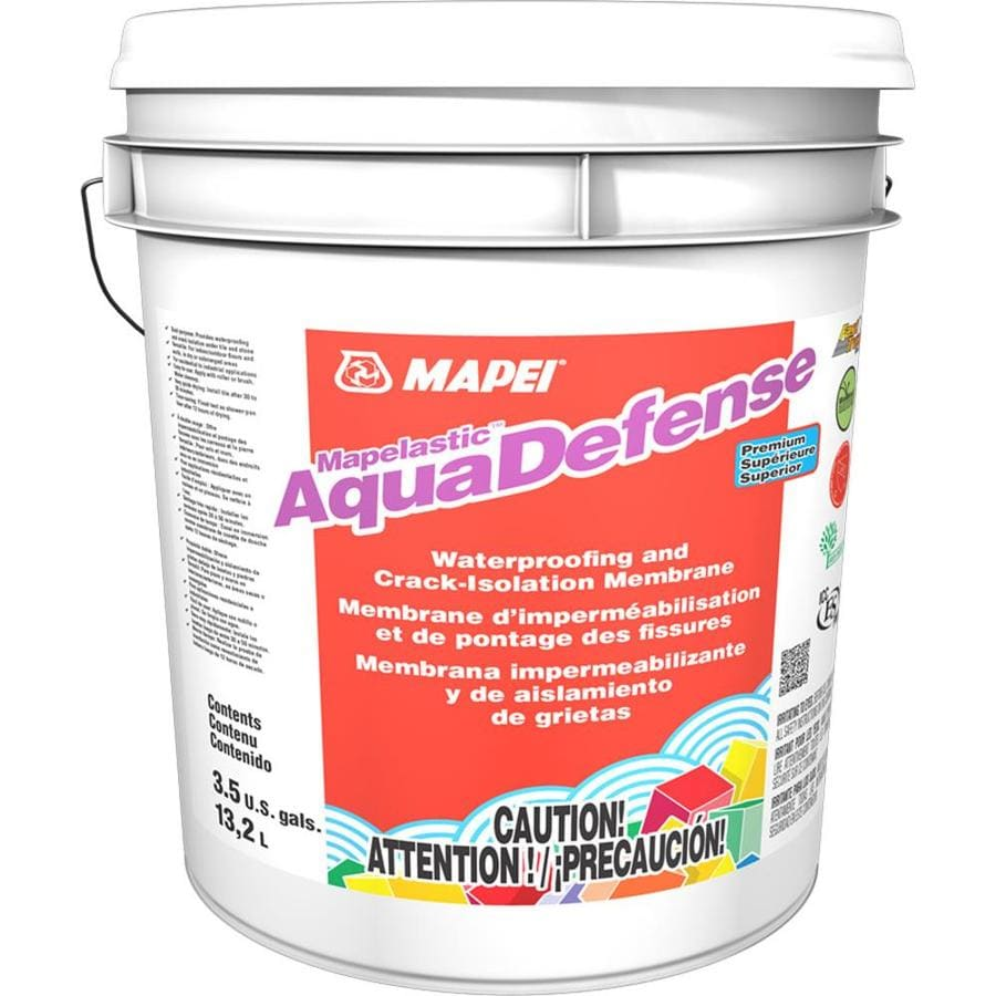 MAPEI Mapelastic Aquadefense Indoor/Outdoor Membrane