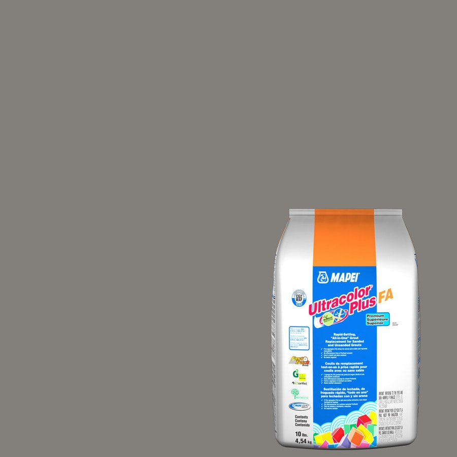 MAPEI Ultracolor Plus FA 10-lb Iron Sanded/Unsanded Powder Grout