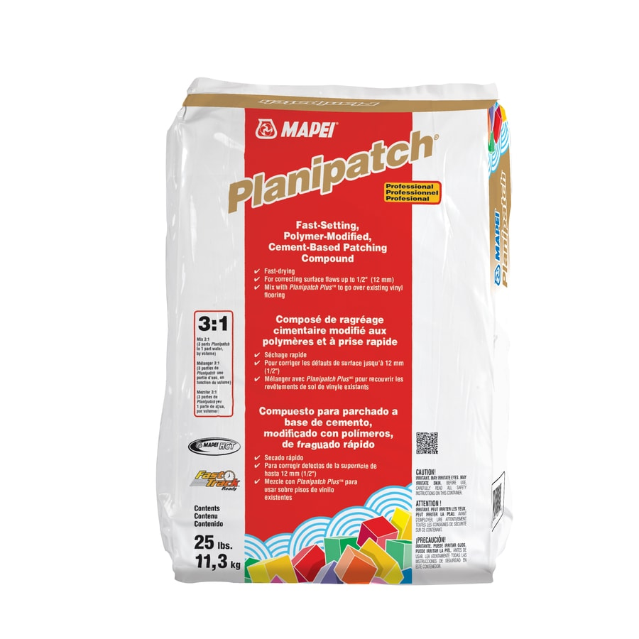 MAPEI Planipatch Indoor Skimcoat and Floor Patch