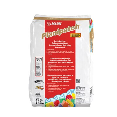Planipatch 25 Lb Indoor Skimcoat And Floor Patch