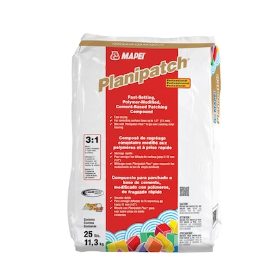 Mapei Planipatch 25 Lb Indoor Skimcoat And Floor Patch At
