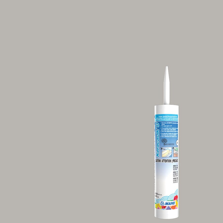 MAPEI Keracaulk U 10.5-oz Cobblestone Paintable Caulk