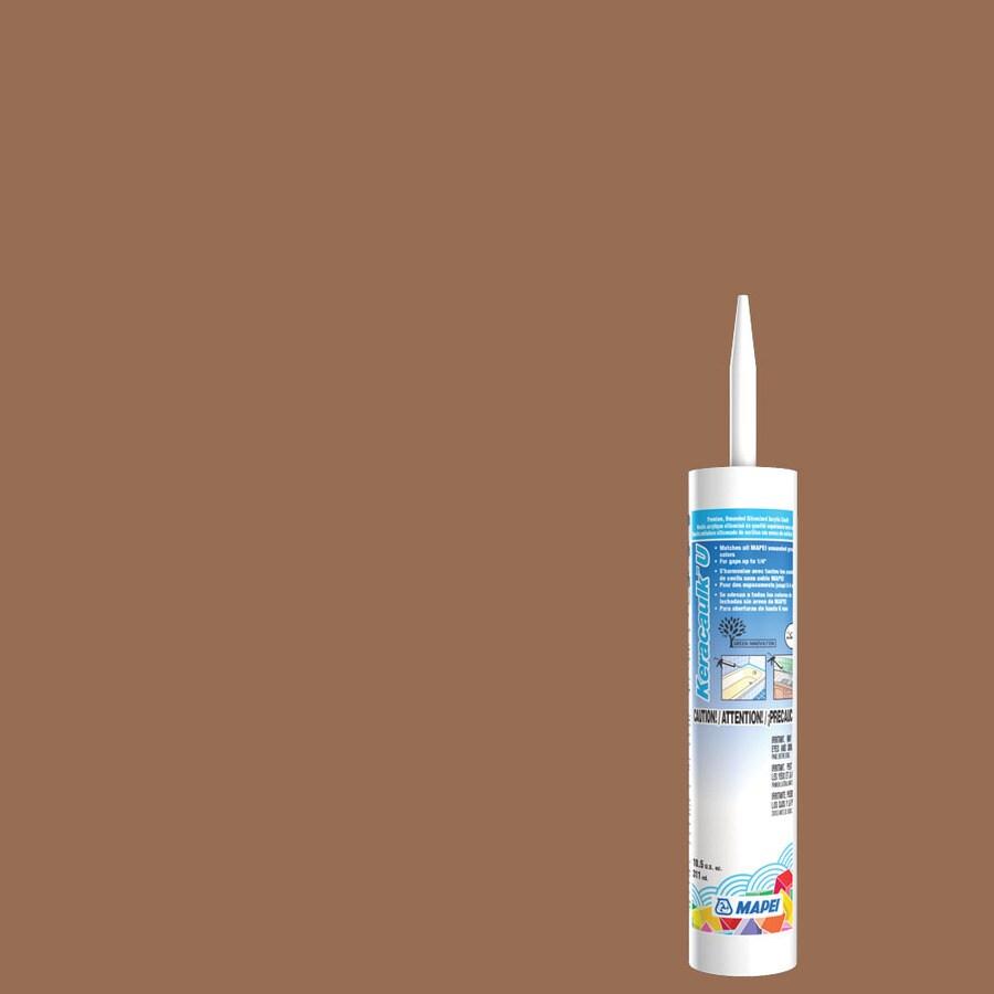 MAPEI Keracaulk U 10.5-oz Caramel Paintable Caulk