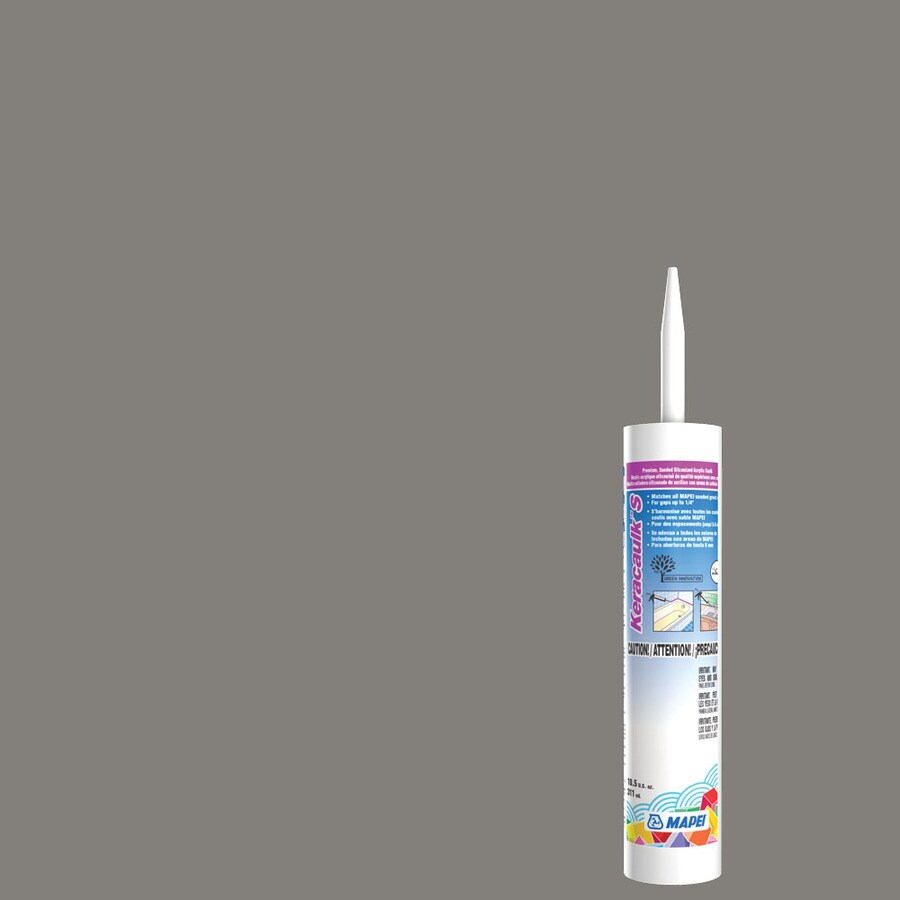 MAPEI Keracaulk S 10.5-oz Iron Sanded Paintable Caulk