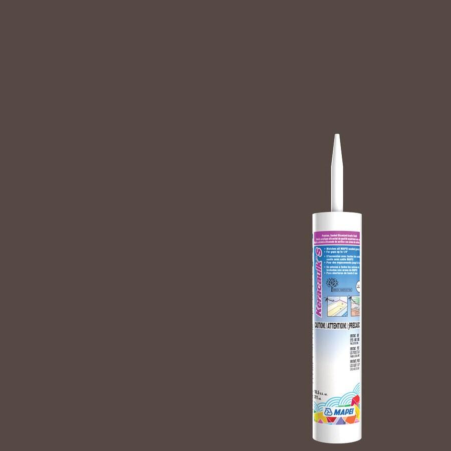 MAPEI Keracaulk S 10.5-oz Truffle Sanded Paintable Caulk