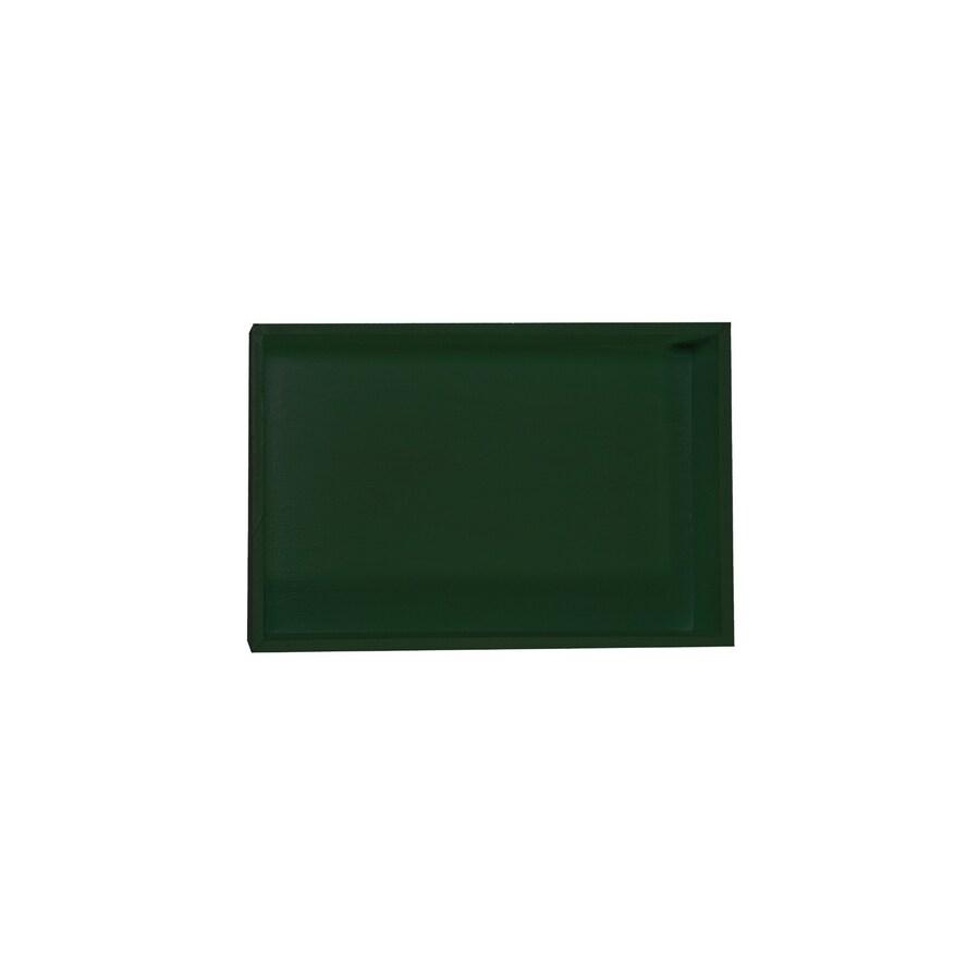 MAPEI Green Polystyrene Shower Base