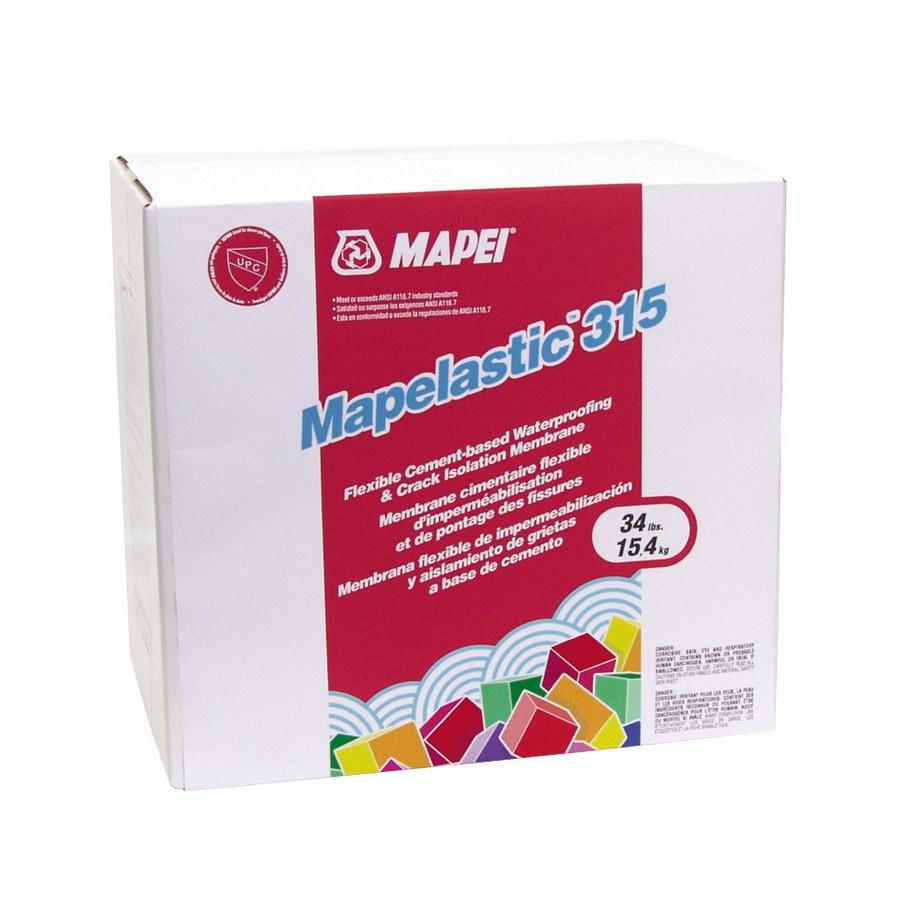 MAPEI 34 lbs. Mapelastic 315 Kit