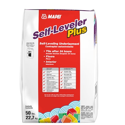 Self Leveler Plus 50 Lb Indoor Self Leveling Underlayment