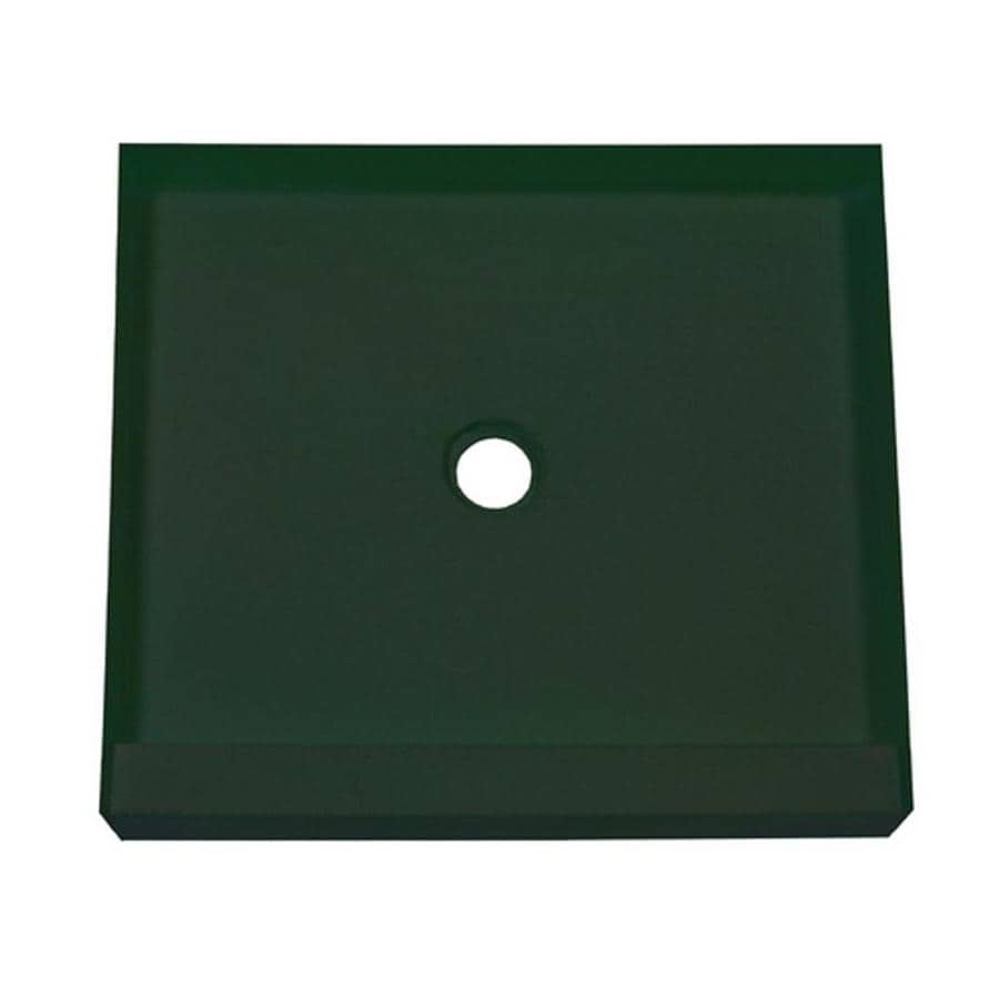 MAPEI Green Polystyrene Shower Base (Common: 32-in W x 32-in L; Actual: 32-in W x 32-in L)