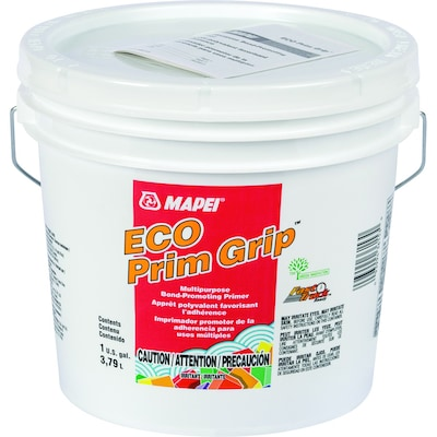 MAPEI EcoPrim Grip 1-Gallon Indoor/Outdoor Primer at Lowes com
